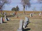 Mountain View Cemetery - Nunn